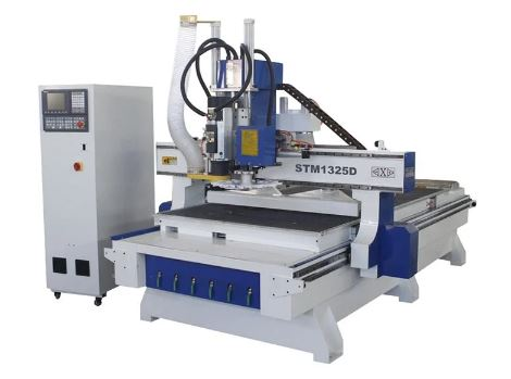 4x8 ATC CNC Router with Automatic Tool Changer