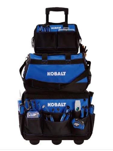 Kobalt18-in Zippered