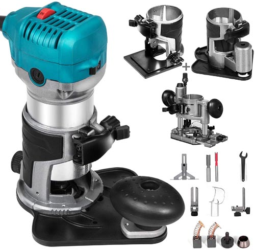 Mophorn 1.25HP Compact Router Kit