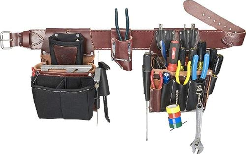 Occidental Leather 5590 SM Commercial Electrician's Set